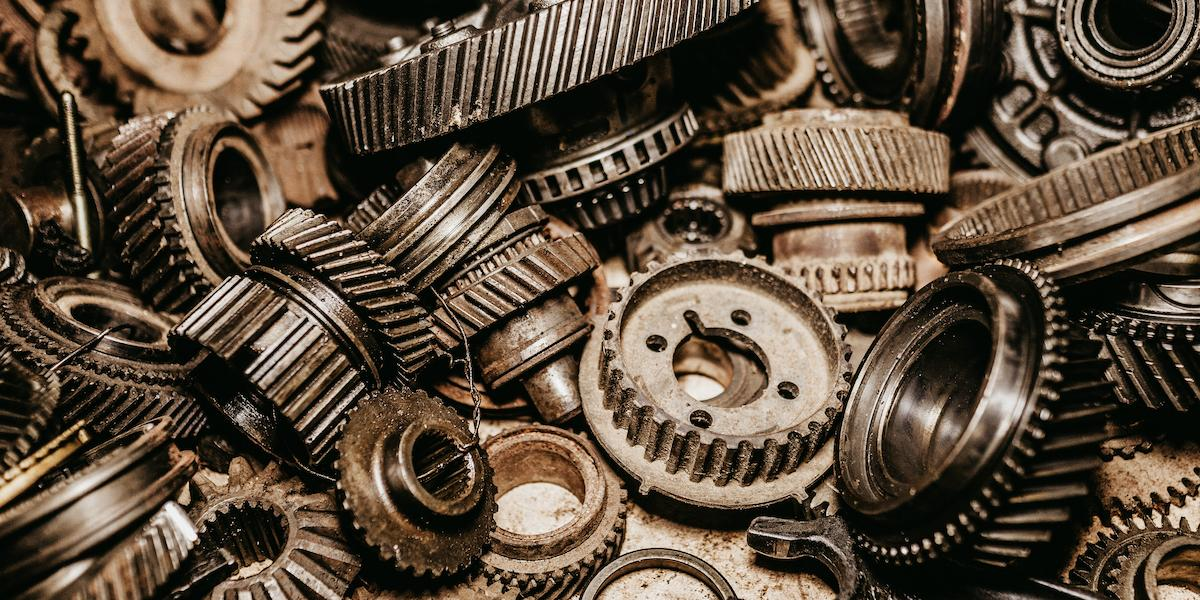 discarded-bearings