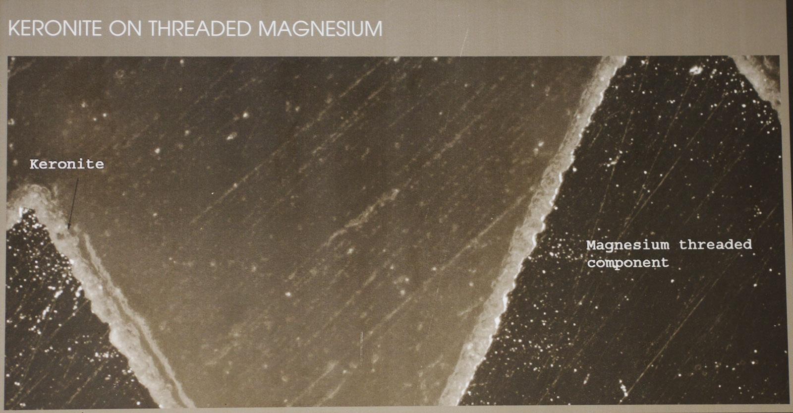 keronite-on-magnesium